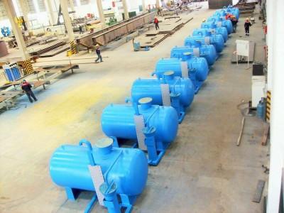 STEEL FACTORY GASOMETER PROJECT, TURKEY