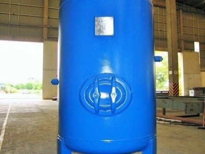 HOT STRIP MILL PRESSURIZED AIR RESERVED TANK FABRICATION