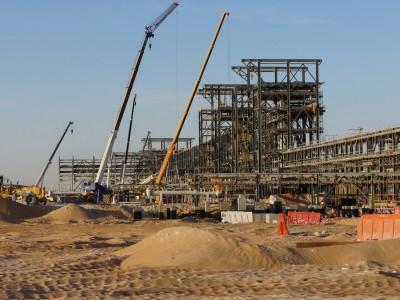 ASAB MAIN OIL LINE/ ABU DHABI, UAE