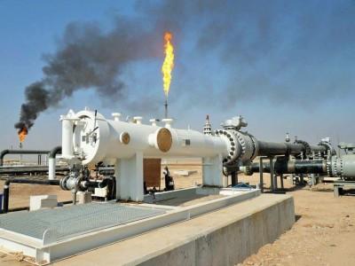NATURAL GAS & CRUDE OIL PIPELINE/ IRAQ