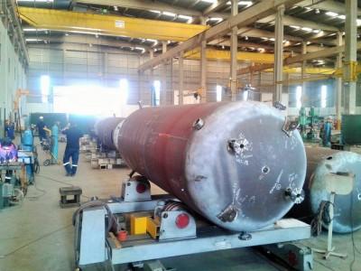 BOUFARIK SCGT 750 MW POWER PLANT/ ALGERIA