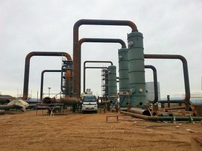 45 MW ALAŞEHİR GEOTHERMAL POWER PLANT/ MANİSA, TURKEY