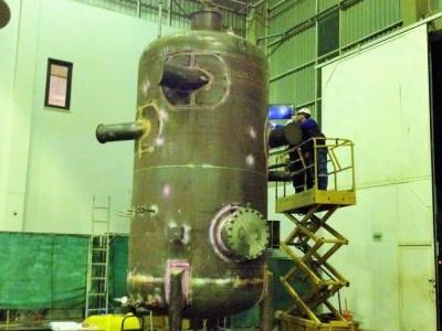 840 MW IC ANADOLU COMBINED CYCLE POWER PLANT/ KIRIKKALE, TURKEY