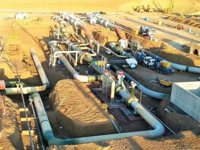 TANAP TRANS ANATOLIAN NATURAL GAS PIPELINE PROJECT– COMPRESSOR AND METERING STATIONS/ TURKEY