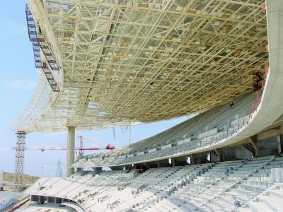 İSTANBUL ATATÜRK OLYMPIC STADIUM/ İSTANBUL, TURKEY