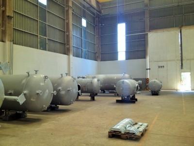 BOUFARIK SCGT 750 MW GÜÇ SANTRALİ/ CEZAYİR